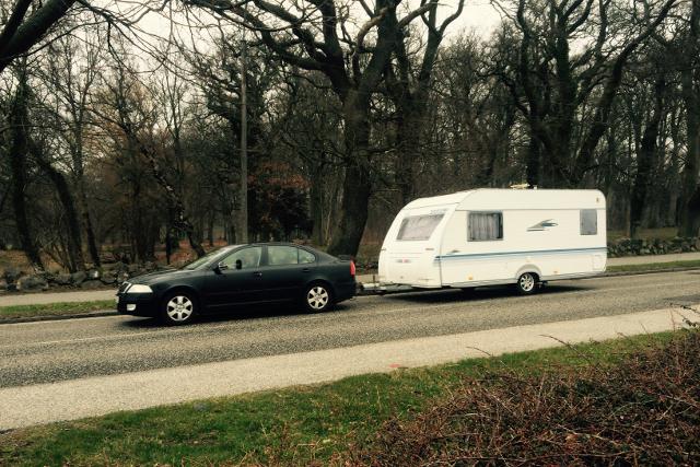 Holbæk området er et godt udgangspunkt for campingferien - tæt på skov, strand og København. Foto: Rolf Larsen.