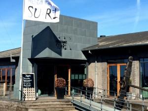 Restaurant SuRi ligger smukt på Holbæk gl. havn. Foto: HolbaekGuiden.dk.