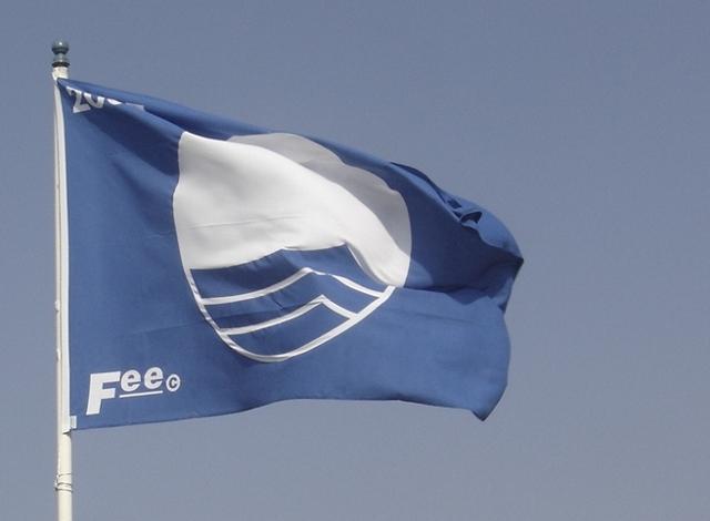 Der er blå flag på alle tre badestrande i Holbæk Kommune. Foto: Lemur12 (CC-BY-SA).