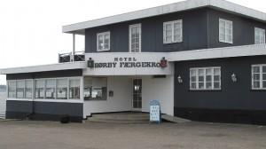 Hotel Hørby Færgekro. Foto: HolbækGuiden.dk.